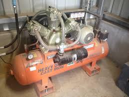 Air Compressor Inspection