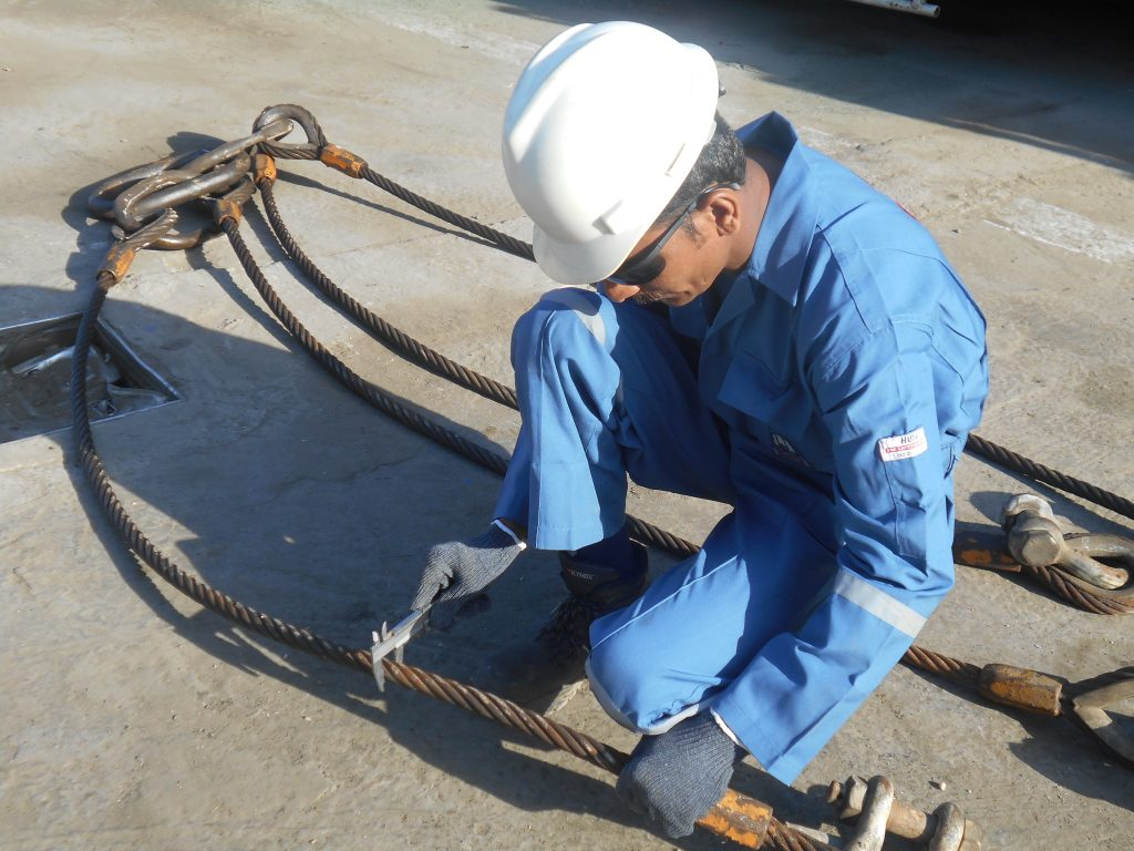 Chain Sling Inspection 3